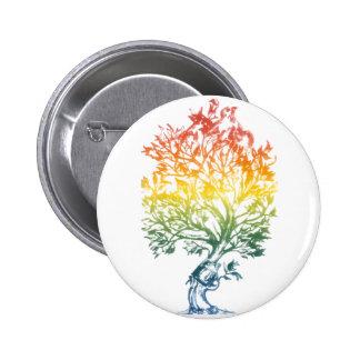 Gun-Tree-Image 2 Inch Round Button