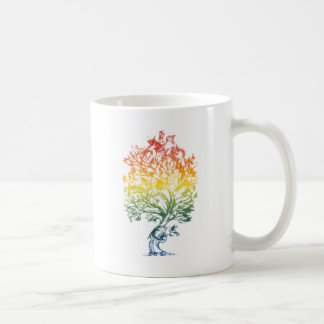 Gun-Tree-Image Coffee Mug