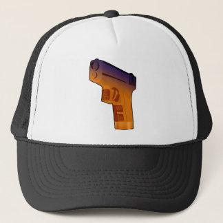 Gun Trucker Hat