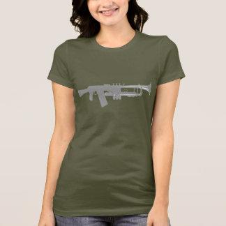 Gun Trumpet tee shirt