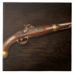 Gun - US Pistol Model 1842 Tiles