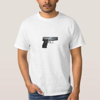GUN USER Image On Front Image On back T-Shirt