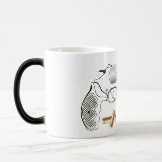 Gun Weapons Mug mug