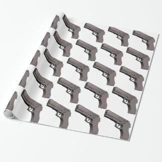 Gun Wrapping Paper