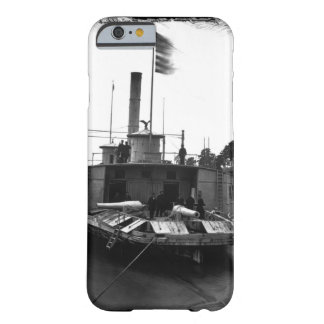 Gunboat, altered from ferryboat_War Image Barely There iPhone 6 Case