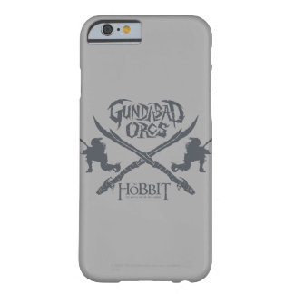Gundabad Orcs Movie Icon Barely There iPhone 6 Case