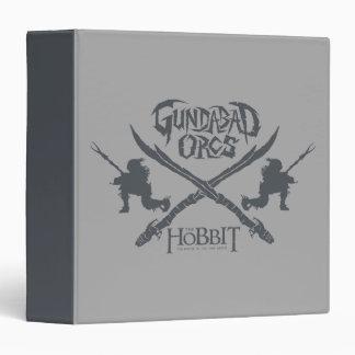 Gundabad Orcs Movie Icon Binder