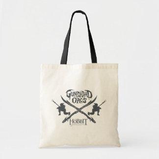 Gundabad Orcs Movie Icon Budget Tote Bag