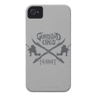 Gundabad Orcs Movie Icon Case-Mate iPhone 4 Case