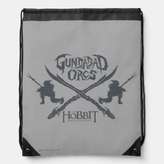 Gundabad Orcs Movie Icon Cinch Bag