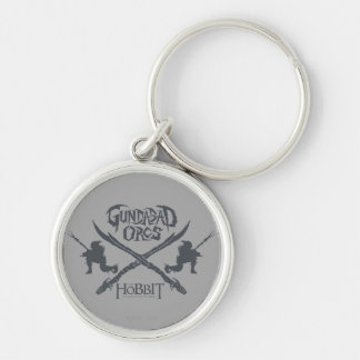 Gundabad Orcs Movie Icon Keychain