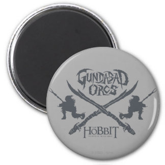 Gundabad Orcs Movie Icon Magnet