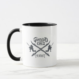 Gundabad Orcs Movie Icon Mug