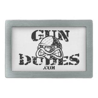 GunDudes Belt Buckle