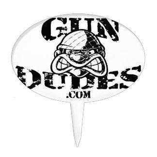 GunDudes Cake Pick