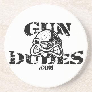 GunDudes Coaster