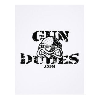 GunDudes Custom Letterhead