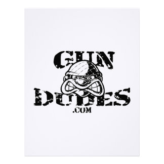 GunDudes Letterhead