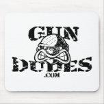 GunDudes Mousepads