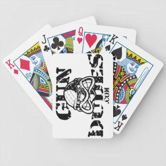 GunDudes Playing Cards