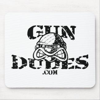 GunDudes Tapetes De Ratones