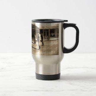 Gunfight Ready Vintage Old West Coffee Mug