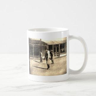 Gunfight Ready Vintage Old West Mug