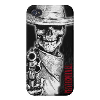 Gunfighter iPhone4 Case For iPhone 4