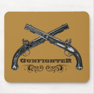 Gunfighter Mousemat Mouse Pad
