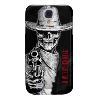 Gunfighter  samsung galaxy s4 cover