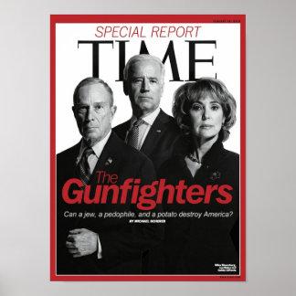 Gunfighters Póster