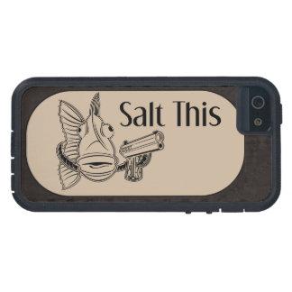 Gunfish original funda para iPhone SE/5/5s