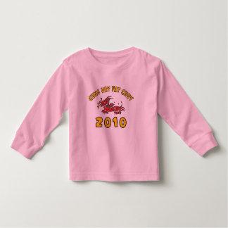 Gung Hay Fat Choy 2010 Shirt