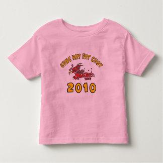 Gung Hay Fat Choy 2010 Shirts