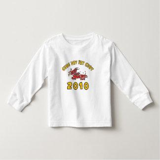 Gung Hay Fat Choy 2010 T Shirt