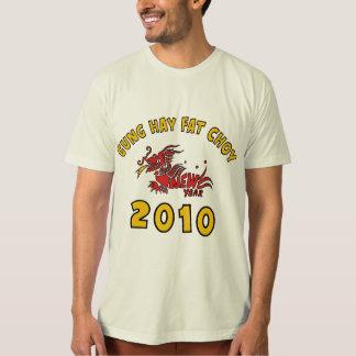 Gung Hay Fat Choy 2010 Tshirts