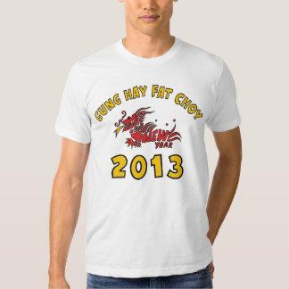 Gung Hay Fat Choy 2013 Shirt