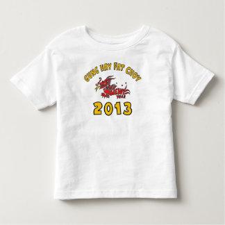 Gung Hay Fat Choy 2013 Toddler T-shirt