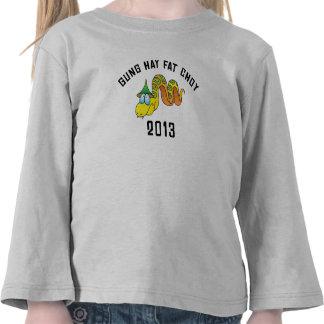 Gung Hay Fat Choy 2013 Tshirts