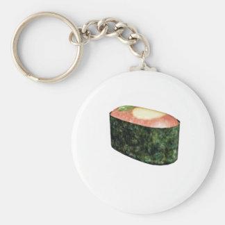 Gunkan Quail Egg Sushi Keychain
