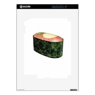 Gunkan Quail Egg Sushi Skins For The iPad 2