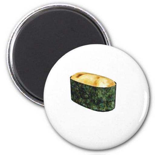 Gunkan Uni Sushi 2 Inch Round Magnet