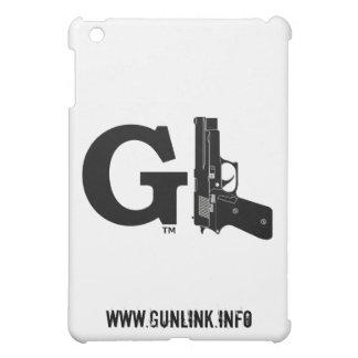 GunLink GL Logo with text iPad Mini Case, Matte iPad Mini Case