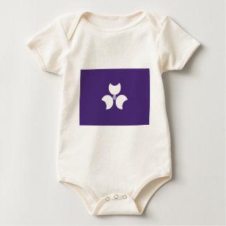 Gunma Prefecture Baby Bodysuit