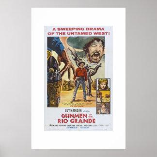 Gunmen of the Rio Grande (L) Poster