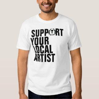 Gunn Branch Group Support Your Local Artist Shirt