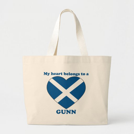 Gunn Canvas Bags