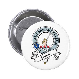 Gunn Clan Badge Button