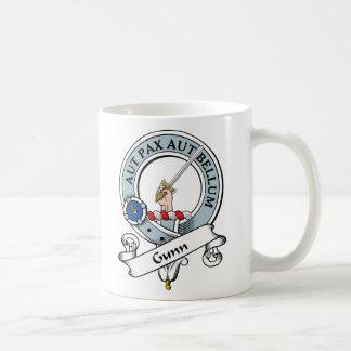 Gunn Clan Badge Classic White Coffee Mug