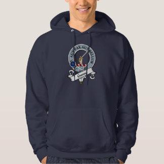 Gunn Clan Badge Hoodie
